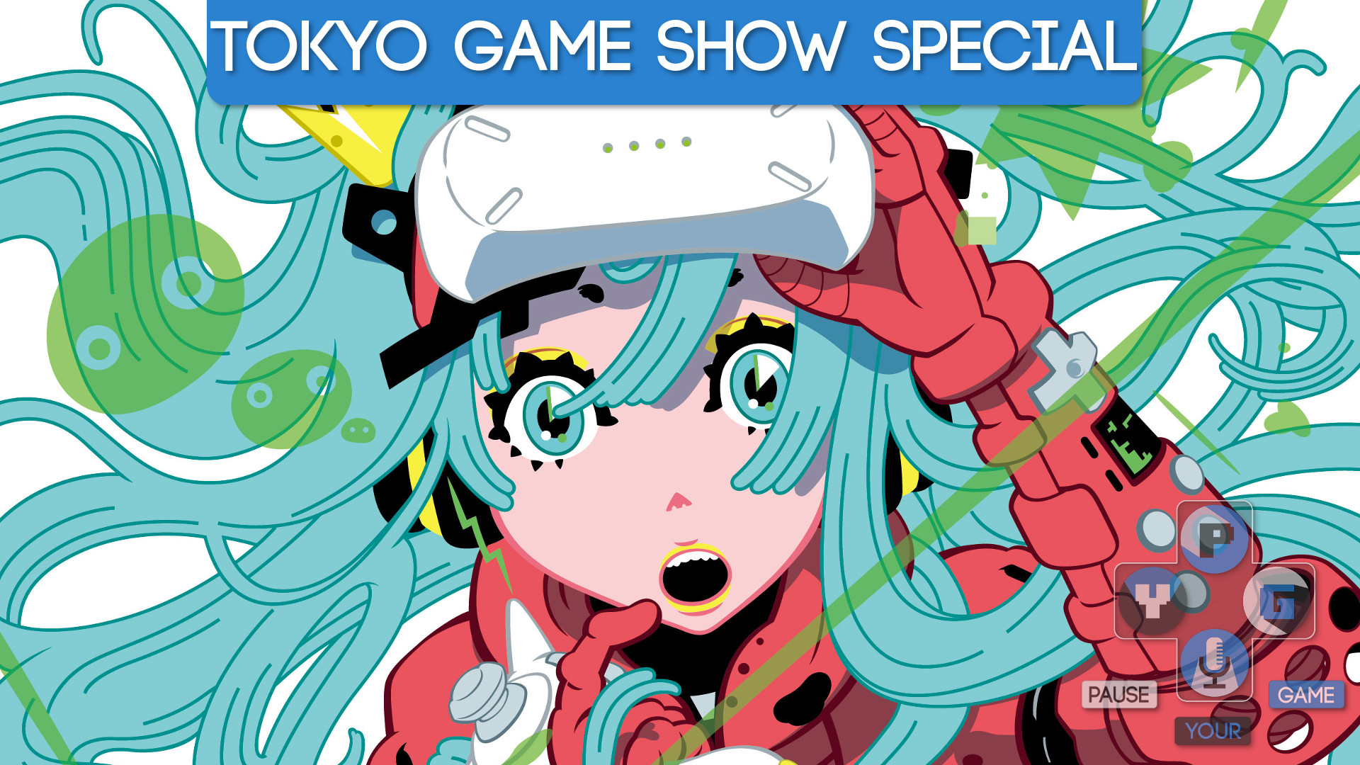 Special - Tokyo Game Show 2016