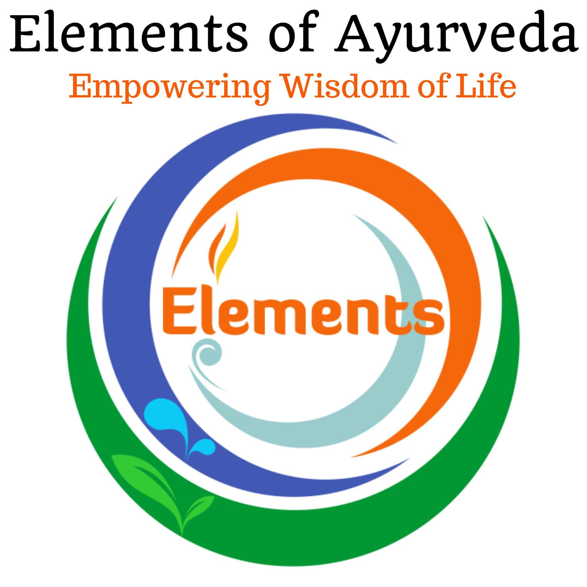 Elements of Ayurveda show art