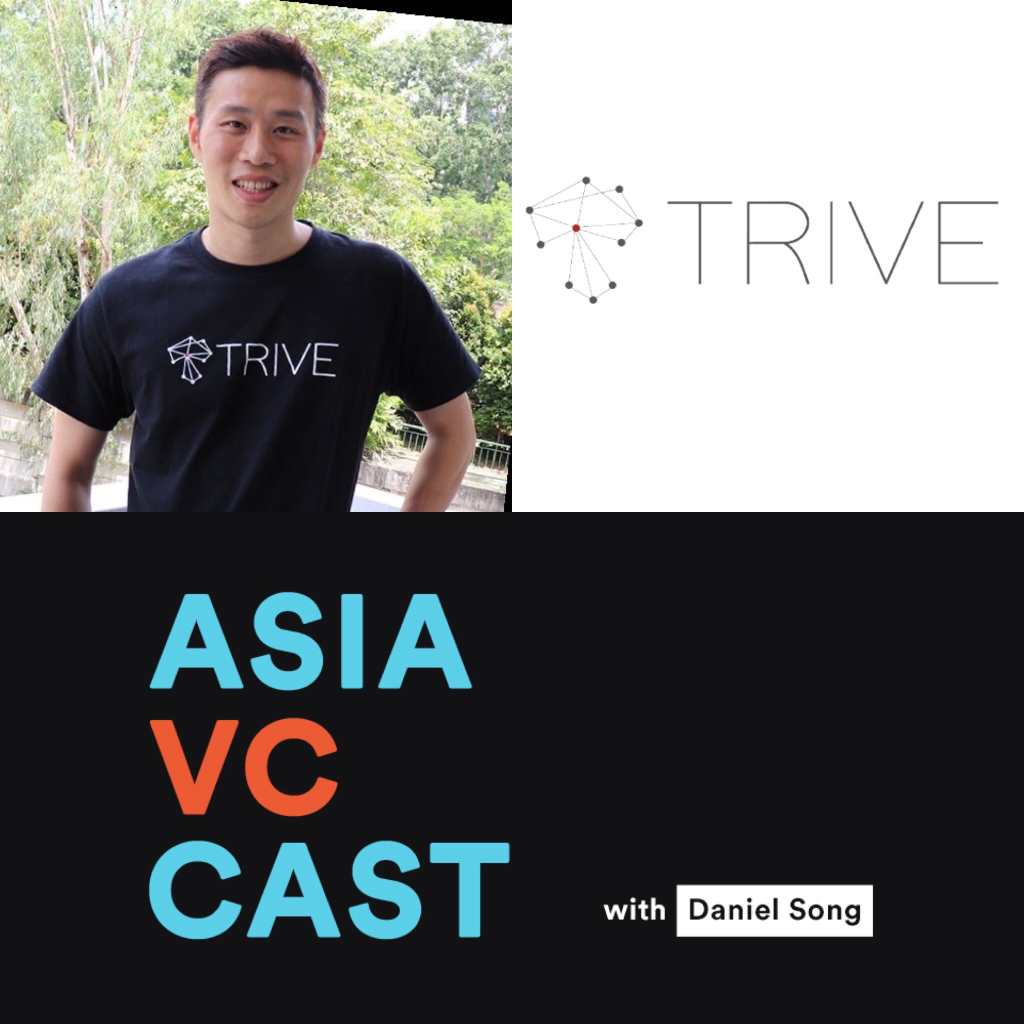 Asia VC Cast: EP #22 Christopher Quek from TRIVE