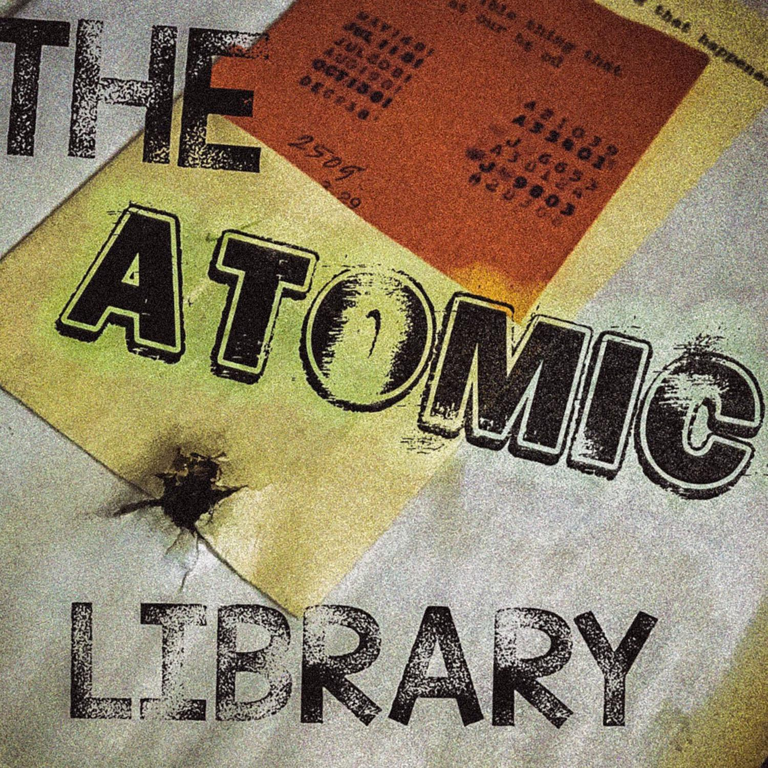 The Atomic Library show art