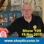 Artwork for The Skeptic Zone #109 - 19.Nov.2010