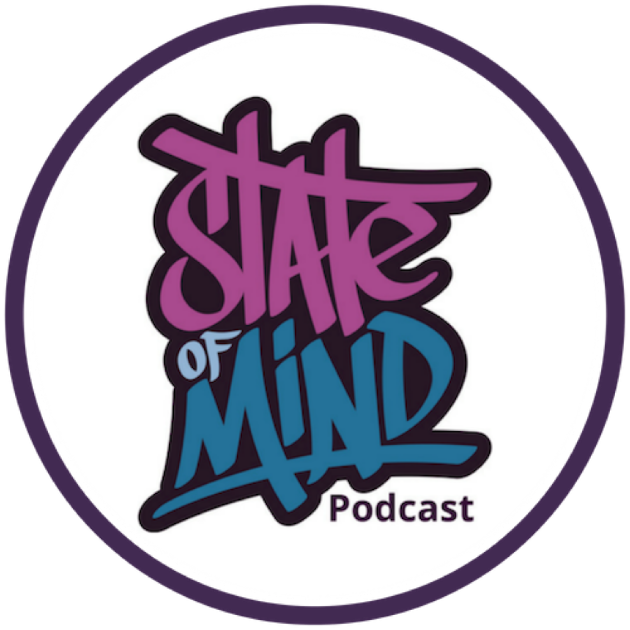 State Of Mind Mental Health Podcast show art