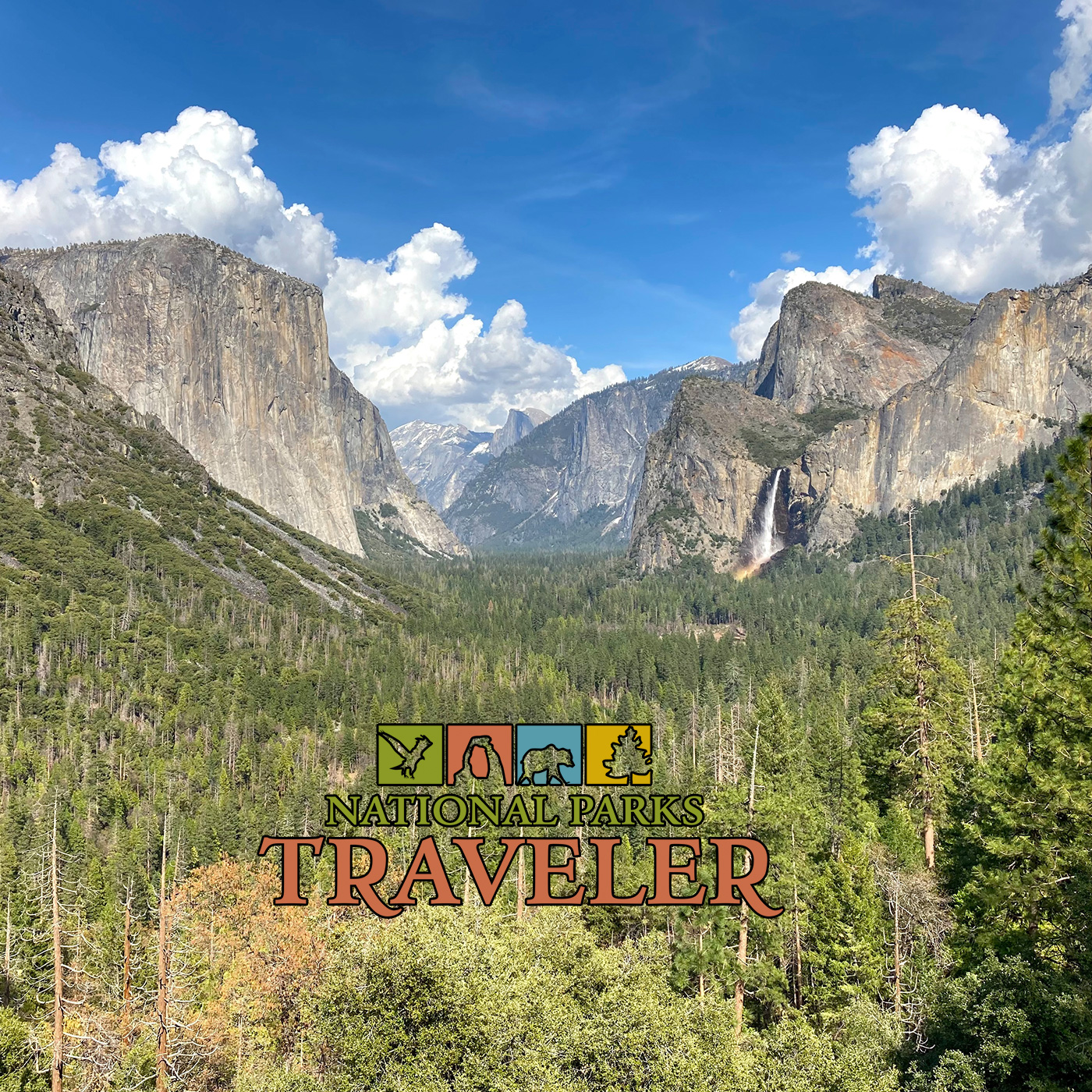 Artwork for National Parks Traveler: Yosemite For The First Time