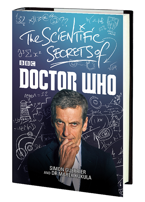 TDP 490: DW BOOK Scientific Secrets of Doctor Who