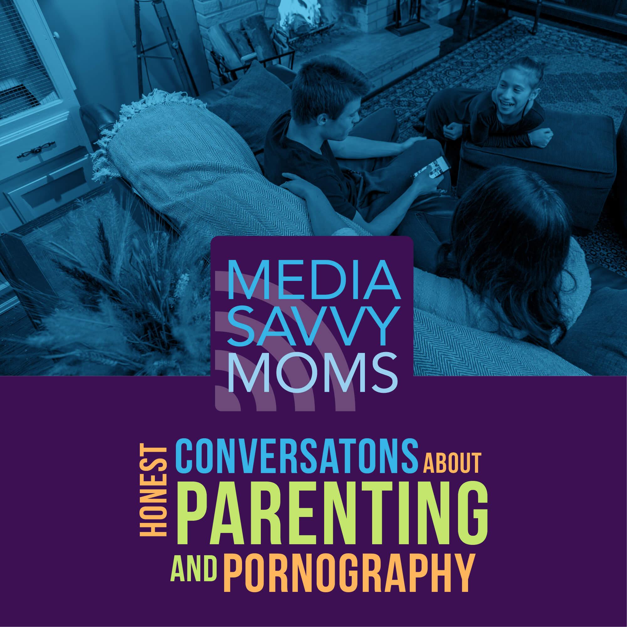 Media Savvy Moms show art