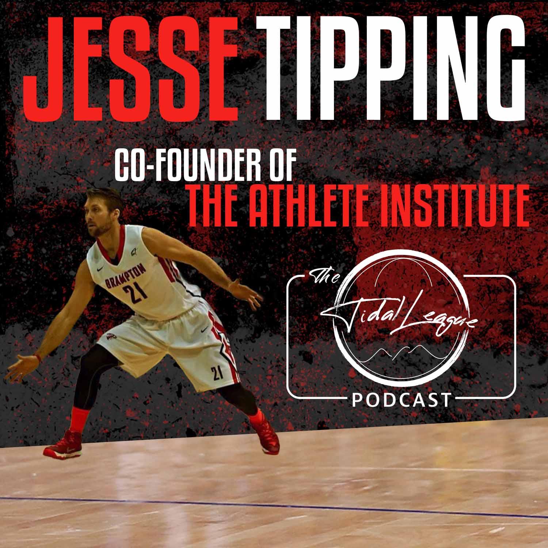 Jesse Tipping talks Canadian Basketball, the Athlete Institute and Orangeville Prep, plus Schitt's Creek
