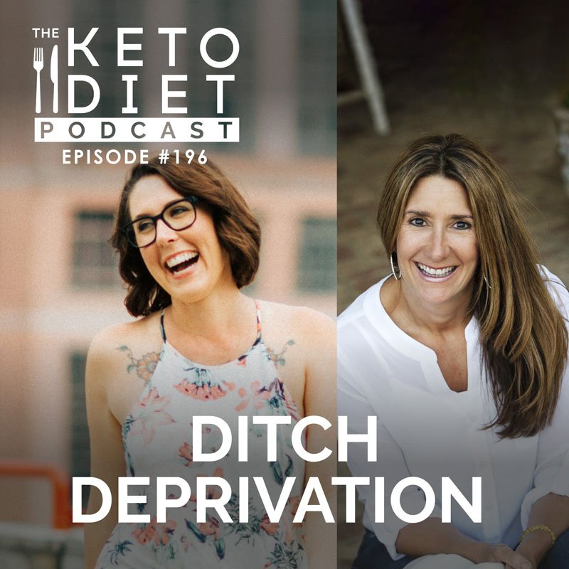 #196 Ditch Deprivation with Tracee Gluhaich