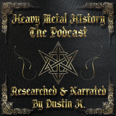 Heavy Metal History: The Podcast show image