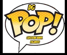 DG Pop! Custom Vinyl Figures
