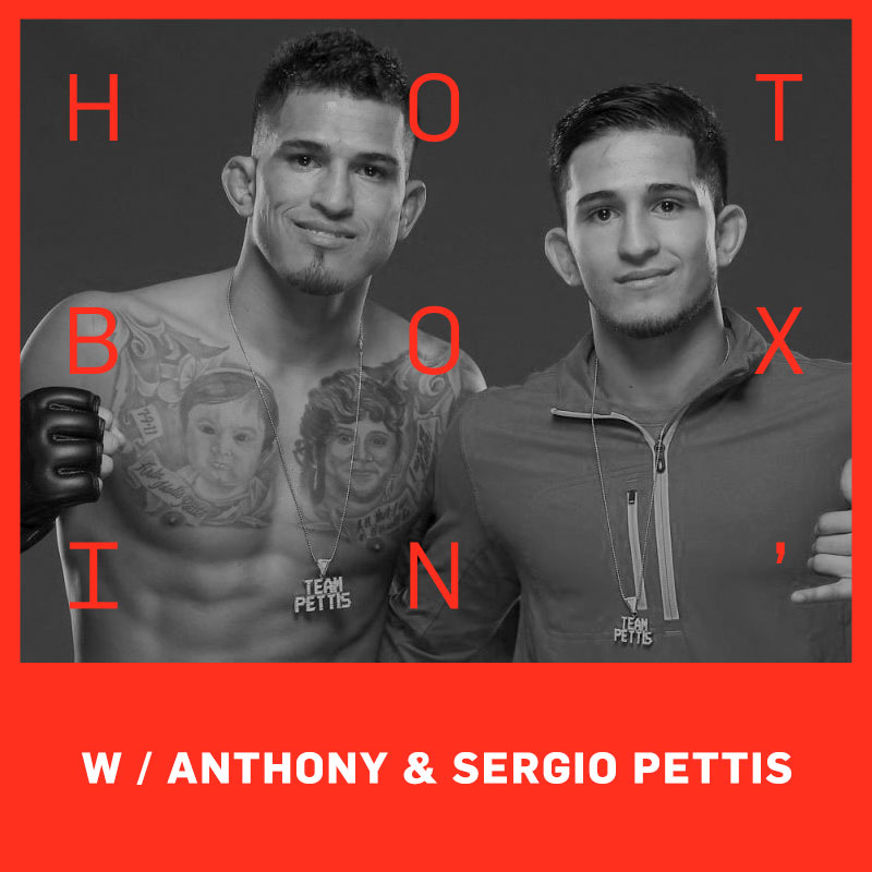 MMA Fighters Anthony & Sergio Pettis