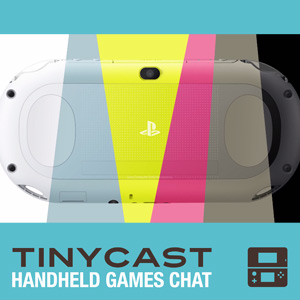 TinyCast 007 - Bout That Vita