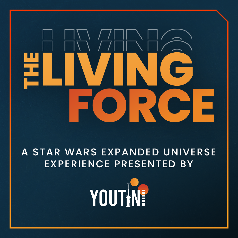 The Living Force: A Star Wars Podcast by Youtini show art