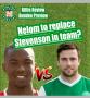 Artwork for #43 Nelom to Replace Stevenson in team?