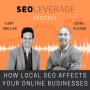 Artwork for 016 - How Local SEO Affects Your Online Businesses with John Vuong
