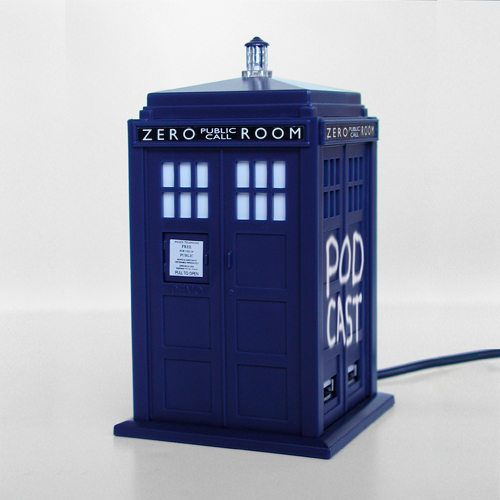 Zero Room 096 : Doctor Who's Magical Wonderific Time Machine