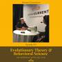 Artwork for 103 - Evolutionary Theory & Behavioral Science