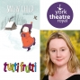 Artwork for Playwright Emma Reeves on Snow Child for tutti frutti and York Theatre Royal