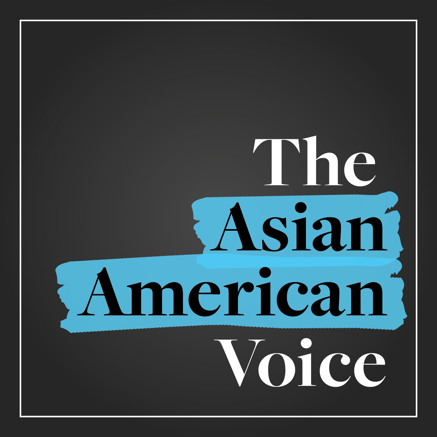 The Asian American Voice show art