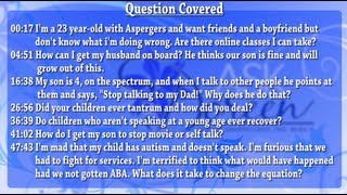 Ask Dr. Doreen - May 29th, 2013