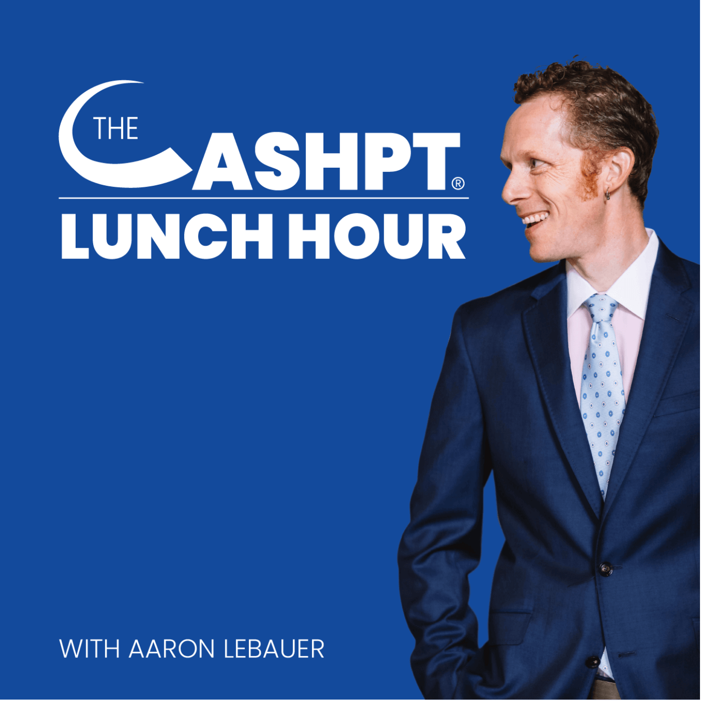 The CashPT Lunch Hour Podcast | Build a Successful Physical Therapy Business Without Relying on Insurance show art