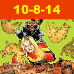 10-8-14 Marvel Comics Roundup