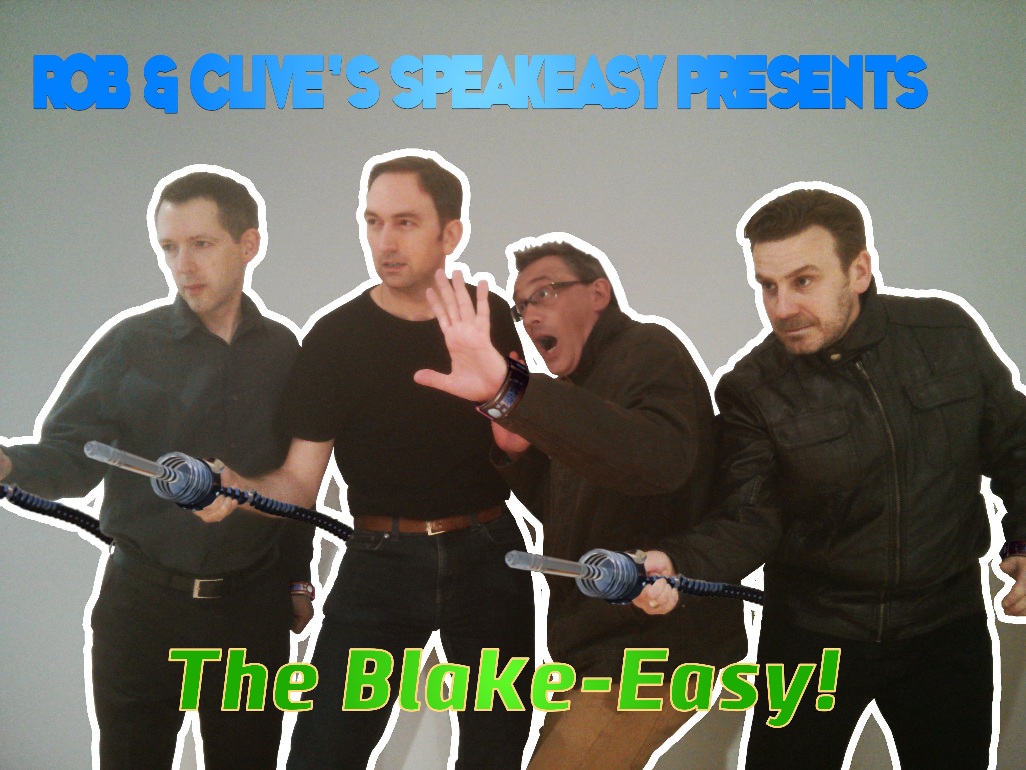 Artwork for The Blake-easy