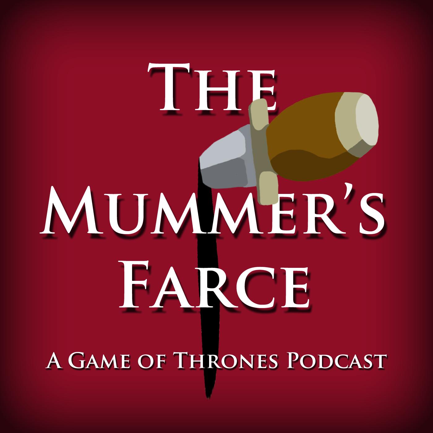 The Mummer's Farce show art