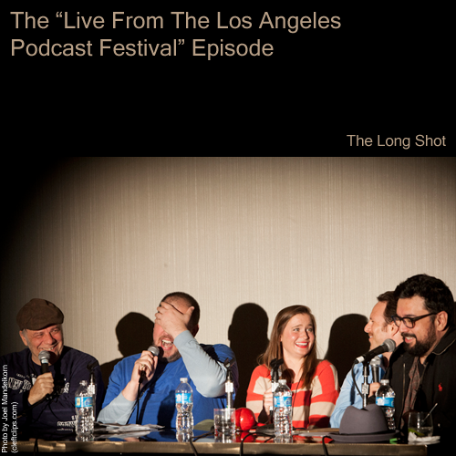 "Episode #604: The ""Live From The Los Angeles Podcast Festival"" Episode featuring Horatio Sanz"
