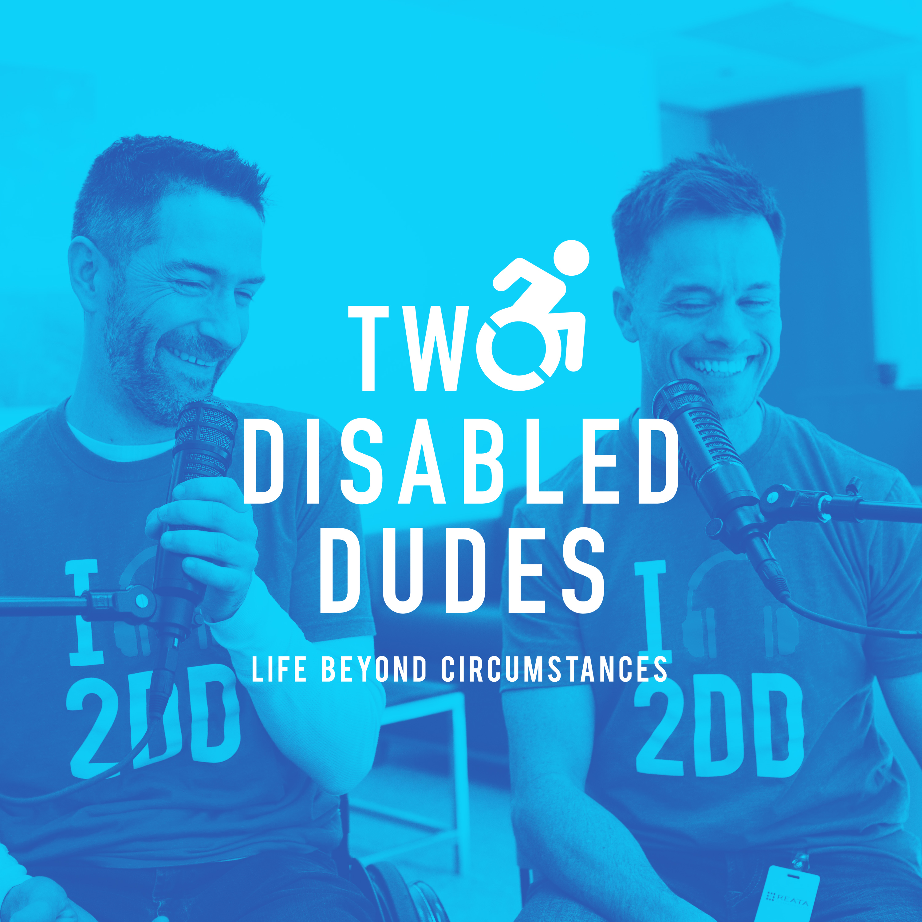 Two Disabled Dudes show art
