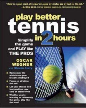 Oscar Wegner Explains How Dianetics Helps Your Tennis Game