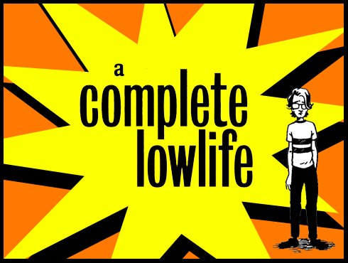 Cammy's Comic Corner - Lowlife (Top Shelf)