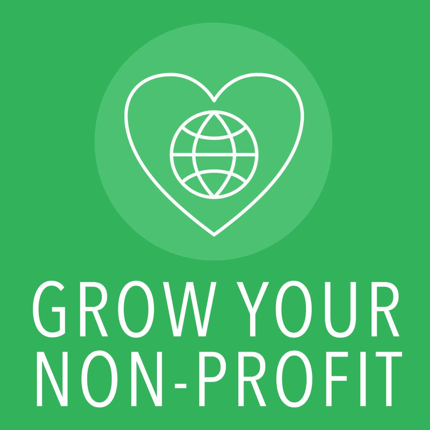 Grow Your Non-Profit: Marketing and Technology show art