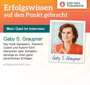 101 - Im Gespräch mit Gaby S. Graupner