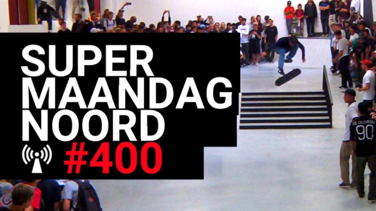 Artwork for Supermaandag Opening Skatepark NOORD - IBCT#400