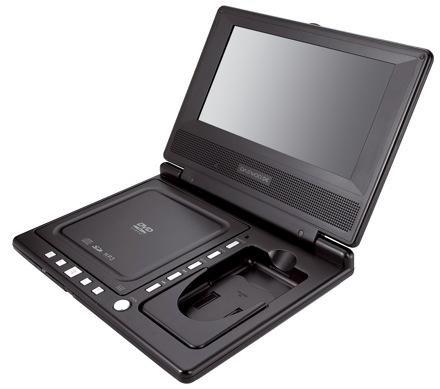 Daewoo nos presenta un reproductor DivX con base para el iPod