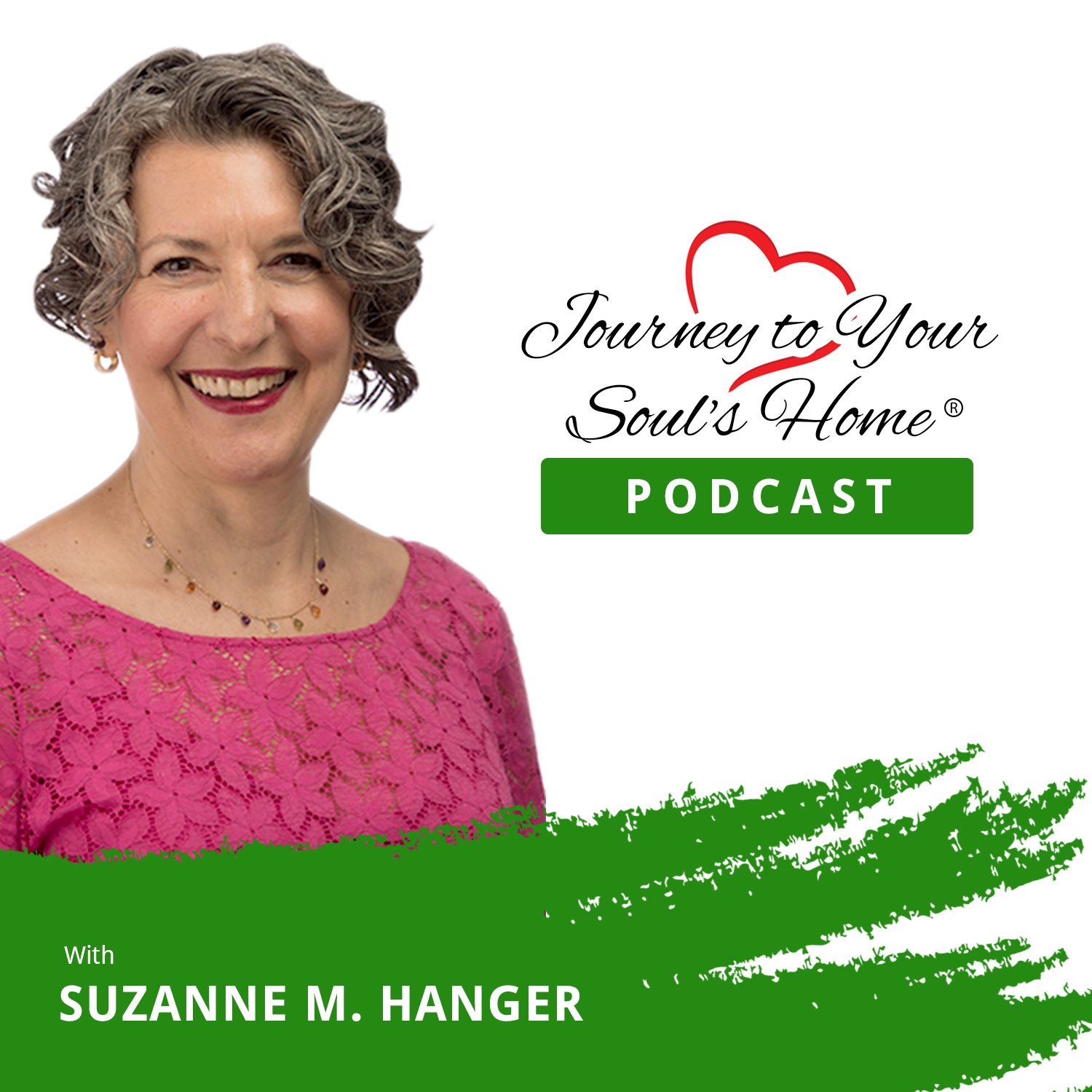 Journey To Your Soul's Home Podcast show art