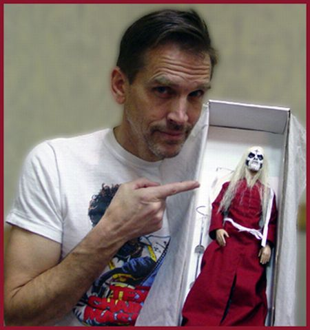 Episode 60 with Bill Moseley - Chainsaw, Devils, Corpses, and more...