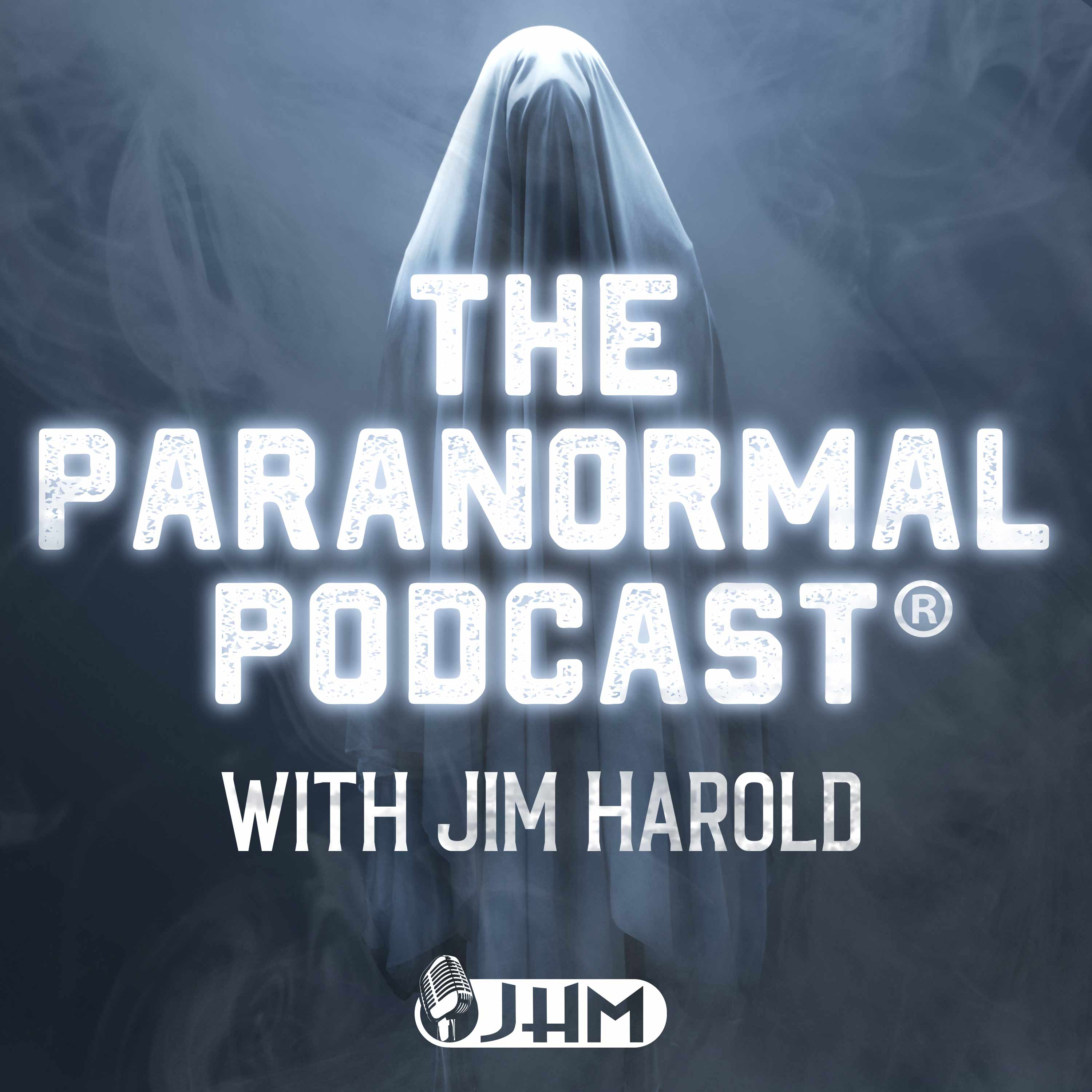 The Paranormal Podcast show art