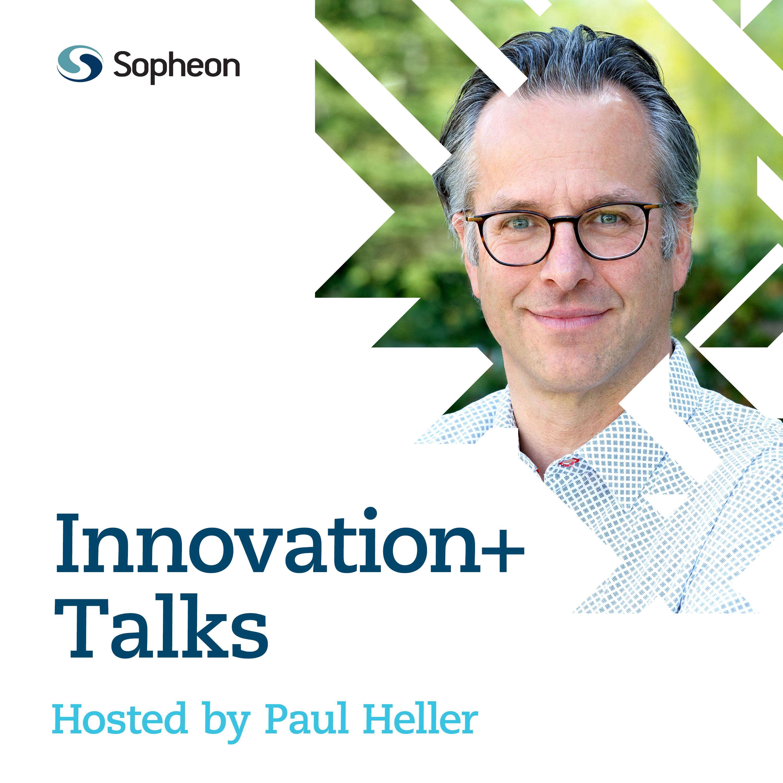 Innovation Talks show art