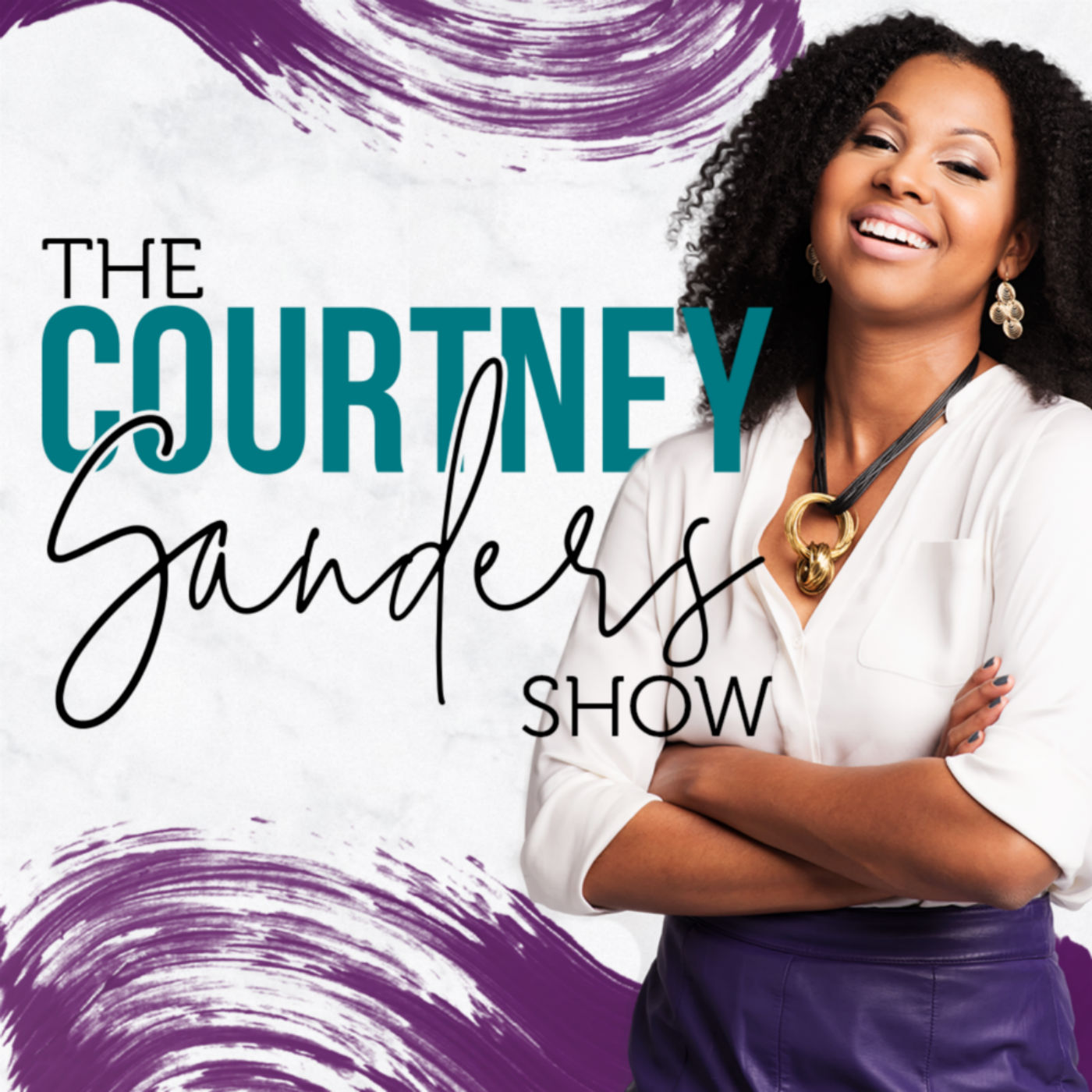 The Courtney Sanders Podcast