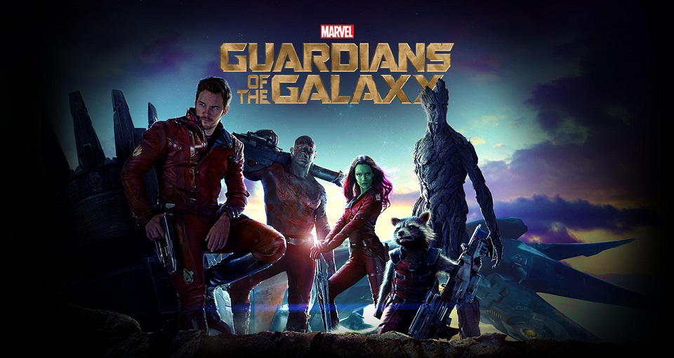 Episode 2: Guardians of the Galaxy