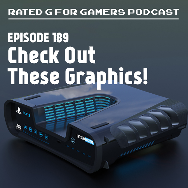 Artwork for Episode 189 - Check Out These Graphics!