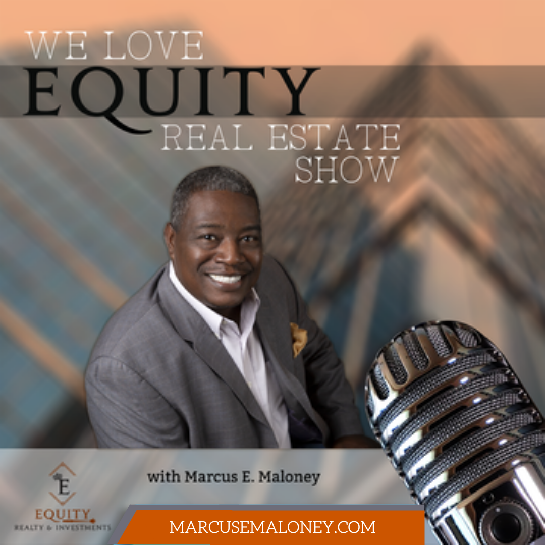 We Love Equity Real Estate Show show art