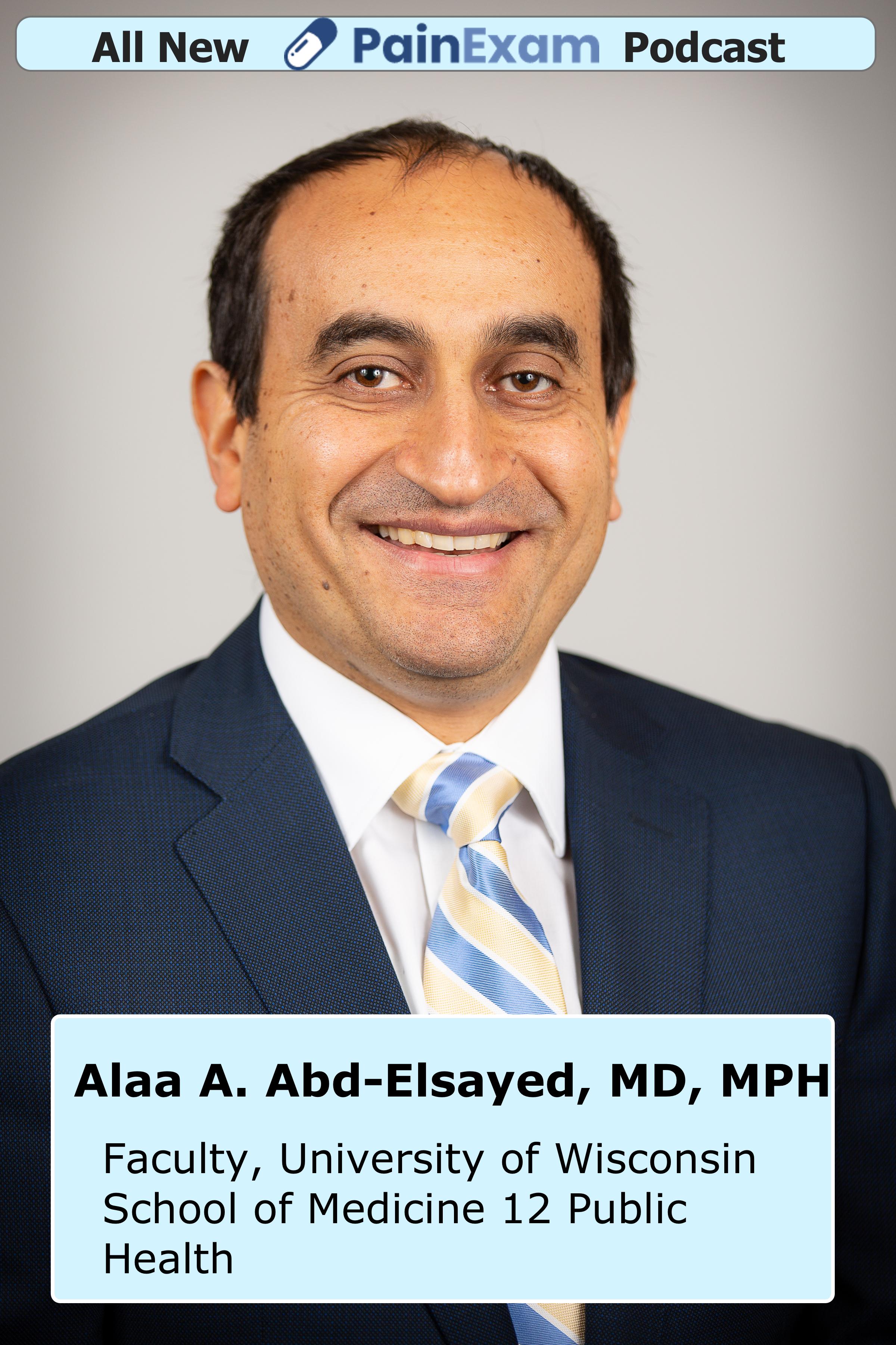 Alaa Abd-Elsayed, MD, MPH