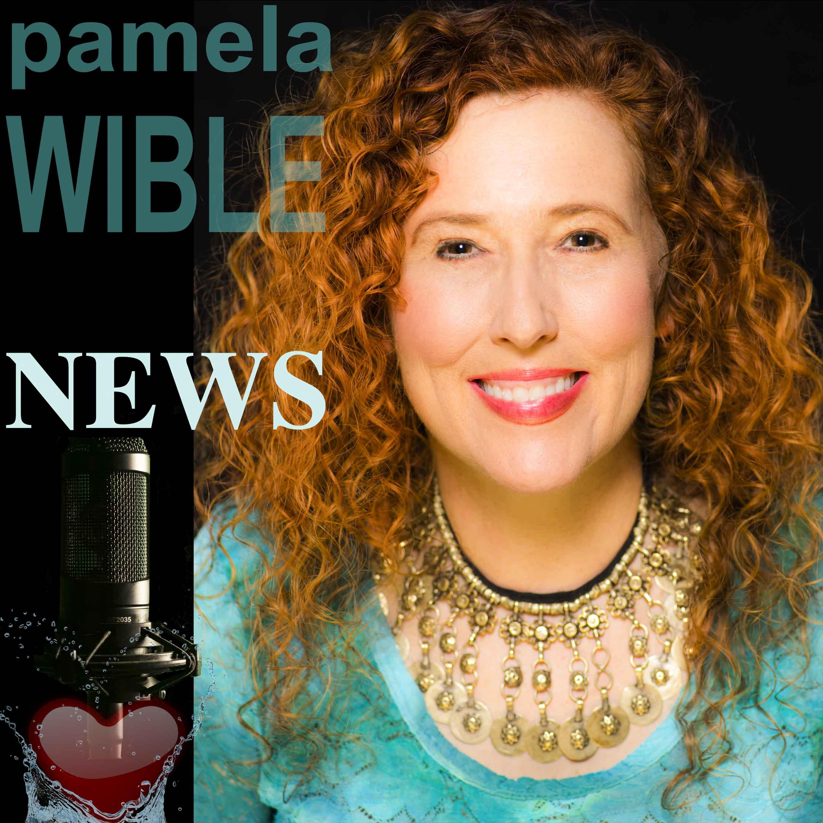 Pamela Wible Reports show art