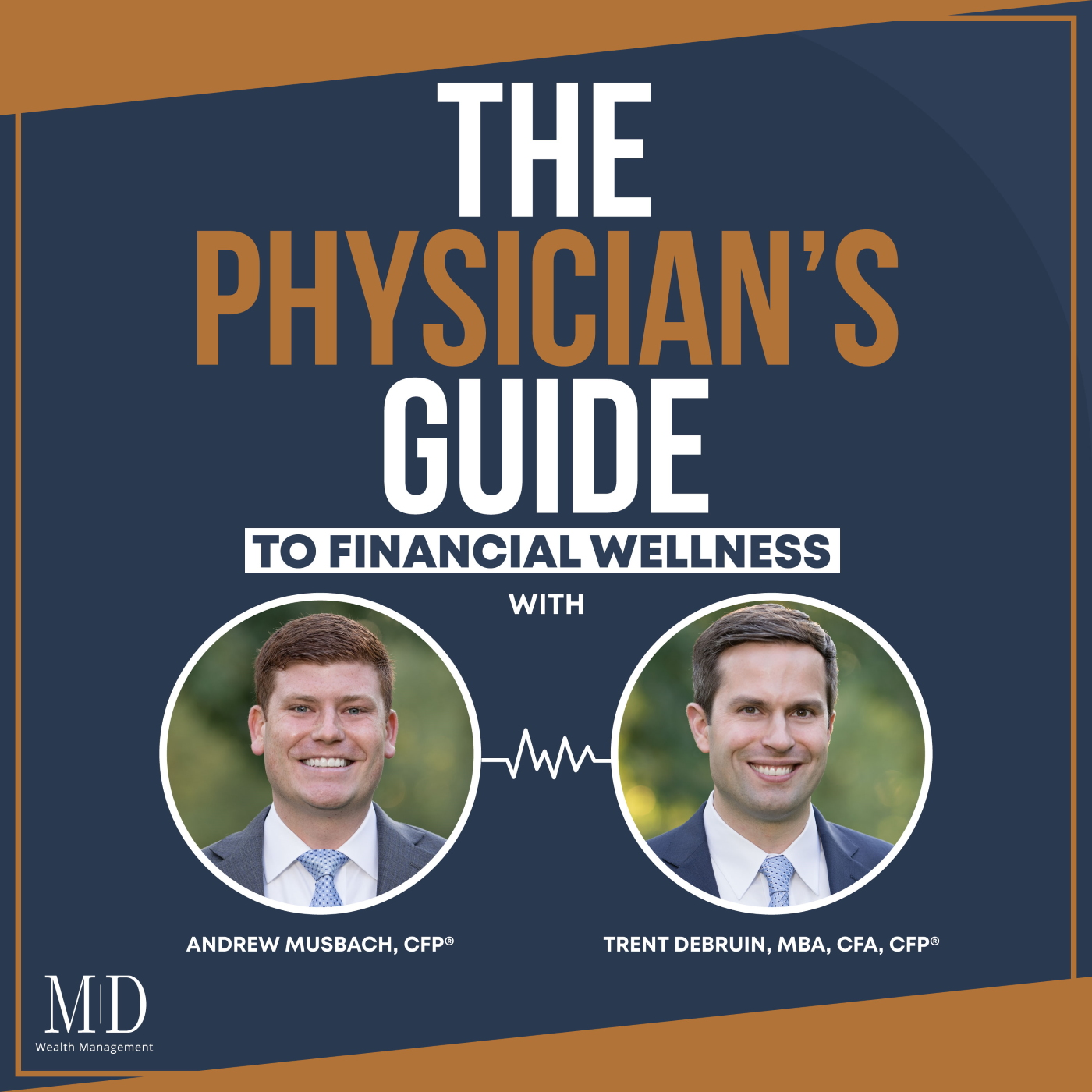 The Physician's Guide To Financial Wellness podcast show image