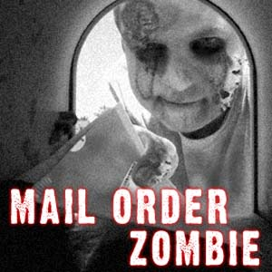 Mail Order Zombie - Promo 02b