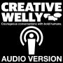 Artwork for Creative Welly Episode #3 | Raqi Syed & Gabe Davidson