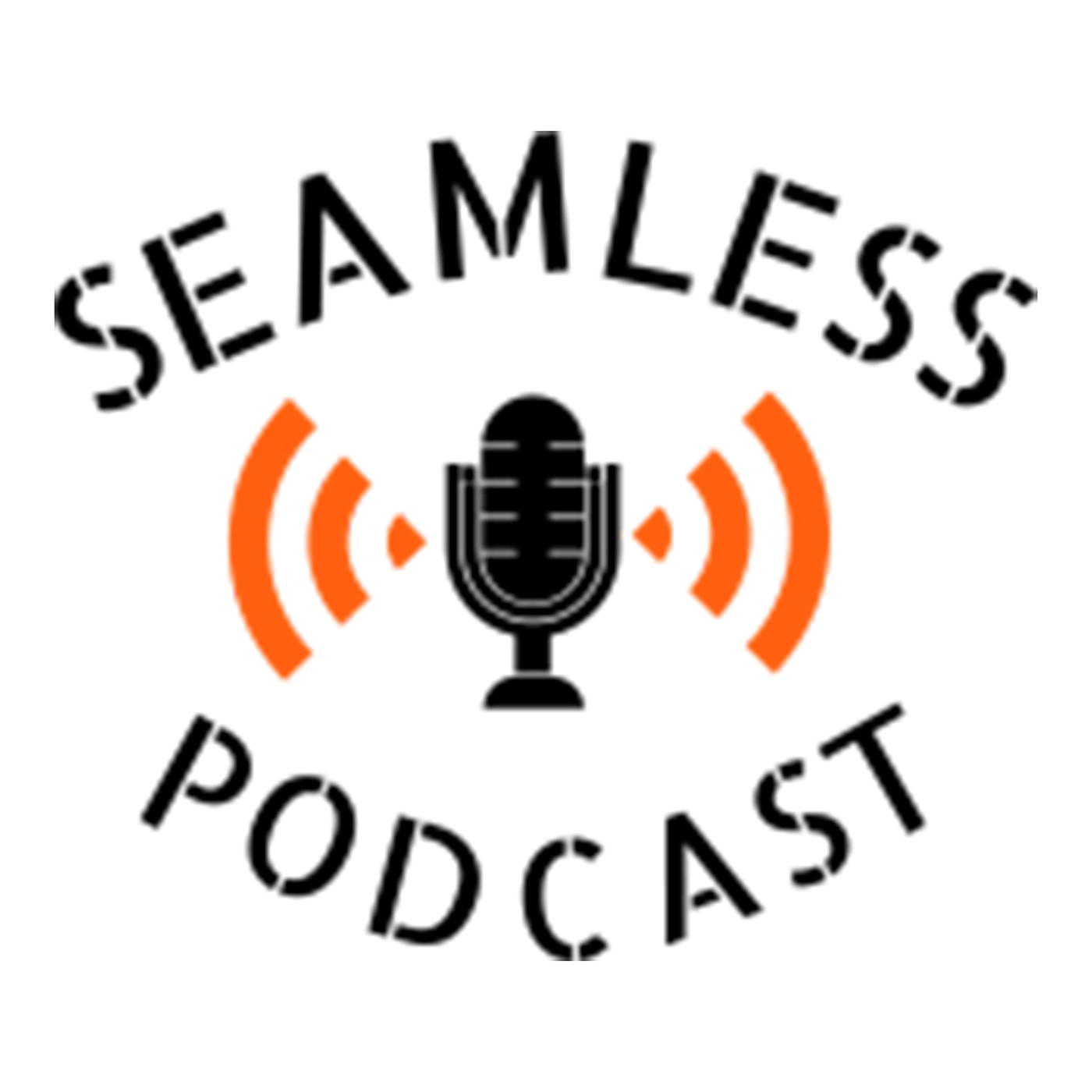 Seamless Podcast with Darin Andersen show art