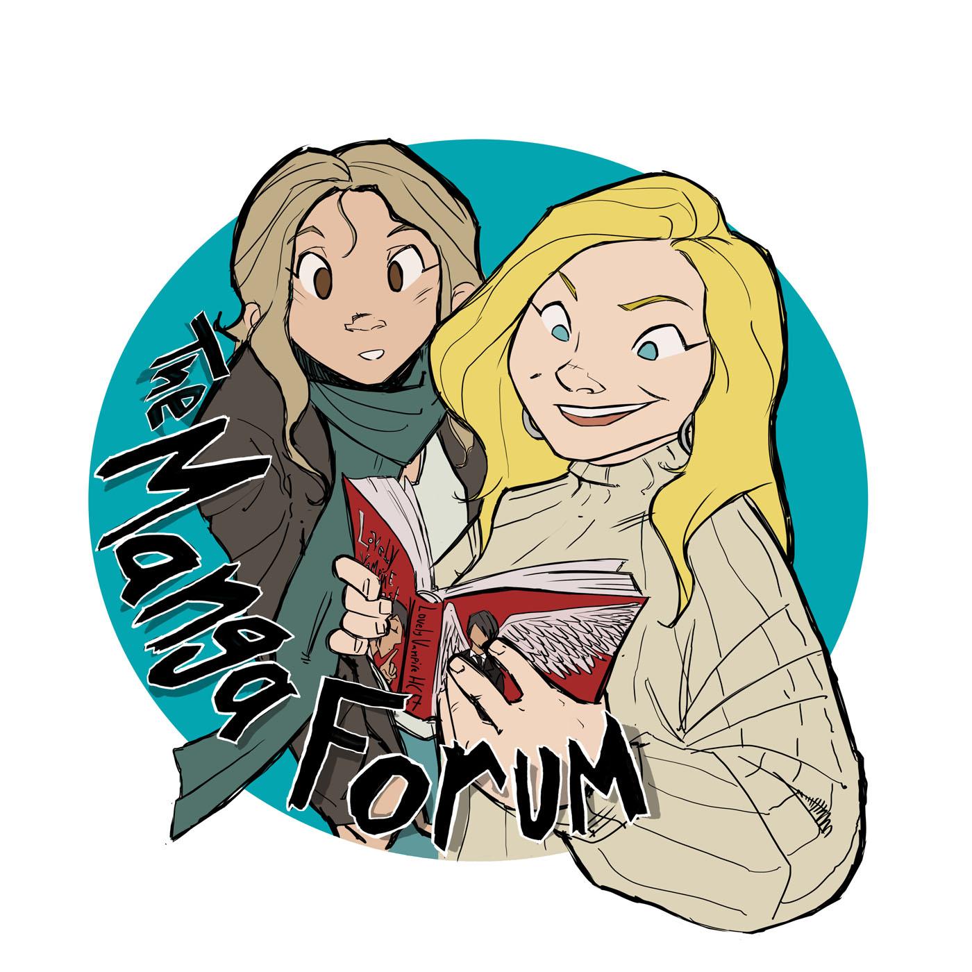 The Manga Forum show art